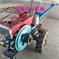 农用加强型底盘手扶拖拉机水旱两用旋耕机