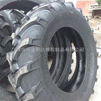 收割机拖拉机轮胎16.9-34 质量三包人字胎价格