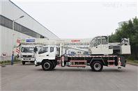 四通专业设计制造16吨汽车吊车 安全系数高性能更可靠