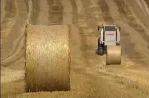 农业现代化国家的农机设备展示